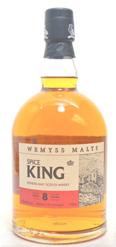 Wemyss Spice King 8 Years Blended Malt Scotch