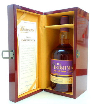 The Irishman Whiskey Rare Cask Strength