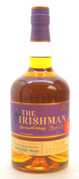 The Irishman Whiskey Rare Cask Strength 2