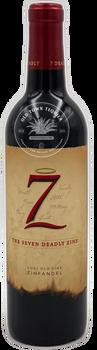 The Seven Deadly Zins Lodi Old Vine Zinfandel