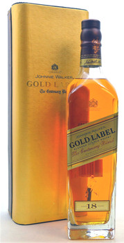 Johnnie Walker Gold Label The Centenary Blend 18