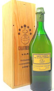 Chartreuse Yellow V.E.P. Liqueur