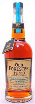 Old Forester Bourbon 1920