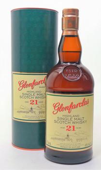 Glenfarclas Single Malt 21 years Whisky