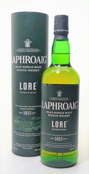 Laphroaig Lore Single Malt Whisky