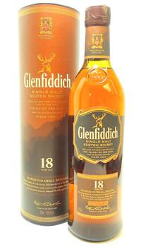 Glenfiddich 18 year Single Malt