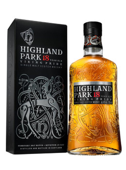 Highland Park 18 yr Single Malt