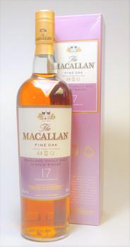 The Macallan 17 yr Single Malt