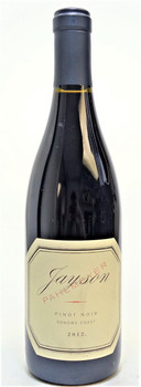 2012 Jayson Pahlmeyer Pinot Noir