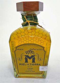 MIEL DE TIERRA ANEJO MEZCAL