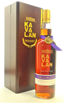 Kavalan Moscated Sherry Cask Whisky