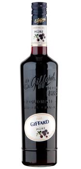 Giffard Crème de Mûre (Blackberry Liqueur)