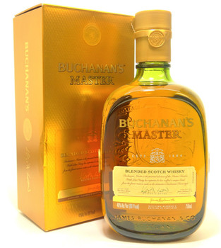Buchanan's Master Blended Scotch Whisky