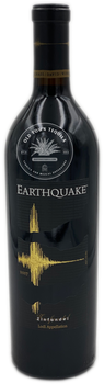 EARTHQUAKE LODI ZINFANDEL 2017 750ML
