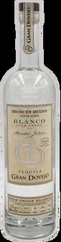 Gran Dovejo Blanco High Proof Tequila 750ml