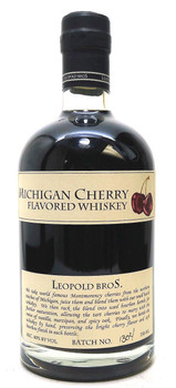 Leopold Bros Michigan Cherry Whiskey