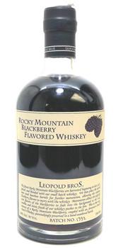 Leopold Bros Rocky Mountain Blackberry Whiskey
