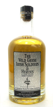 The Wild Geese Irish Soldiers & Heroes Classic Blend Irish Whiskey