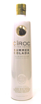 CIROC LIMITED EDITION SUMMER COLADA VODKA