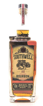 SOUTHWELL 12 YEARS BOURBON WHISKEY