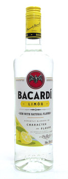 Bacardi Limòn Rum