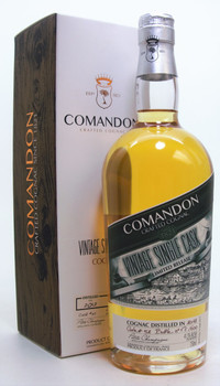 Comandon Crafted Vintage Single Cask Cognac