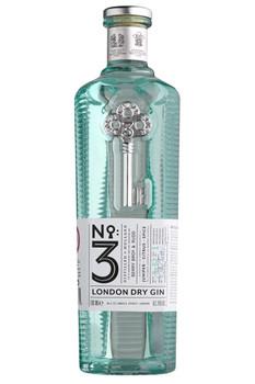 No. 3 London Dry Gin 750ml