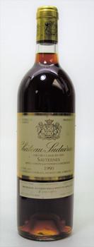 Chateau Suduiraut Sauternes White Bordeaux Wine