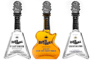 Rock n Roll Mini Bottle (100 mL ea.) 3 Piece Collection