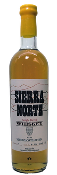 Sierra Norte Native Oaxacan Yellow Corn Single Barrell Whiskey