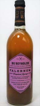 BG Reynolds Falernum Tropical Syrup