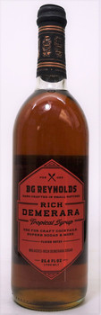 BG Reynolds Rich Demerara Tropical Syrup