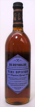 BG Reynolds Tiki Spices Tropical Syrup