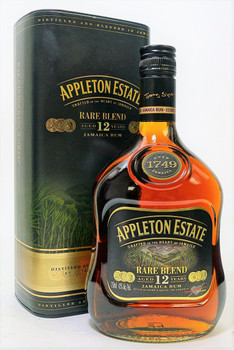 Appleton Estate 12 Years Rare Blend Jamaica Rum