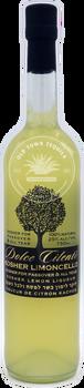 Dolce Cilento Kosher Limoncello Liqueur 750ml