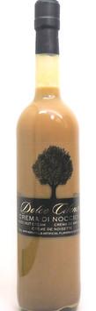 Dolce Tilento Crema di Nocciole (hazelnut cream) Liqueur