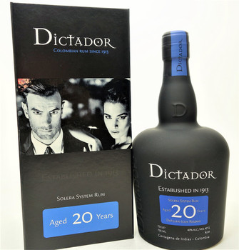 Dictador 20 years Rum