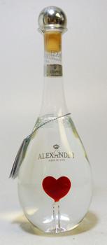 Alexander Aqua di Vita Grappa Heart