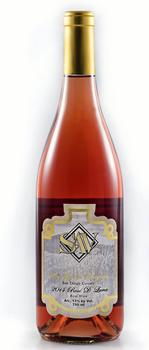 San Agustin Rose D'Luna Wine