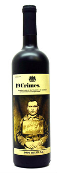 19 Crimes 2016 Shiraz