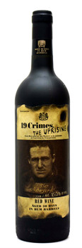 19 Crimes The Up Rising Red Wine Aged 30 days in Rum Barrels