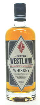 WESTLAND American single malt Whiskey Peated