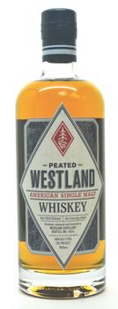 WESTLAND American single malt Whiskey Peated