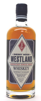 WESTLAND SHERRY WOOD WHISKEY