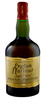 English Harbour 5 Years Rum