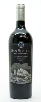 SAN SIMEON STORM WATCH PASO ROBLES