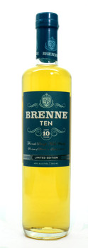 BRENNE 10 YEARS FRENCH SINGLE MALT WHISKY