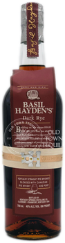 Basil Hayden's Dark Rye Whiskey 750ml