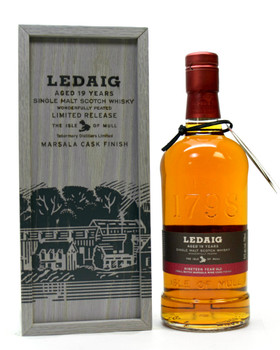 LEDAIG 19YR SINGLE MALT LIMITED RELEASE