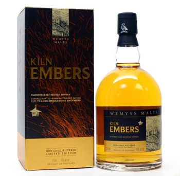 KILN EMBERS BLENDED MALT SCOTCH WHISKY